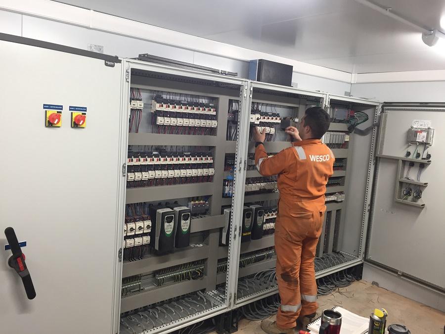 Brilliant Concrete Block Plant Mcc Panel Build Wesco Wiring Digital Resources Timewpwclawcorpcom