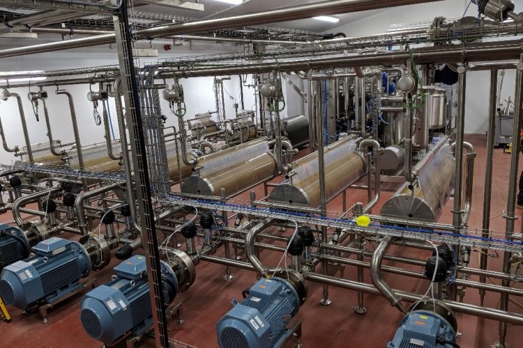 Dairy Industry – Mains distribution upgrade.